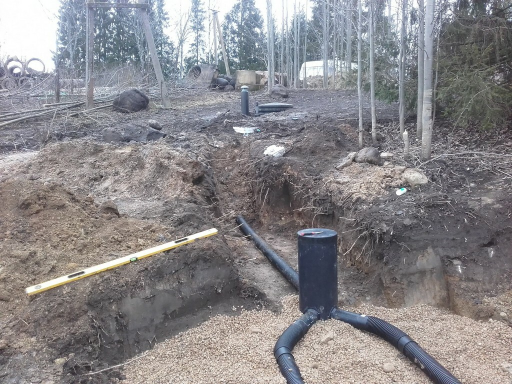 Septic Tank Replacement With A Biorock Onsite Wastewater